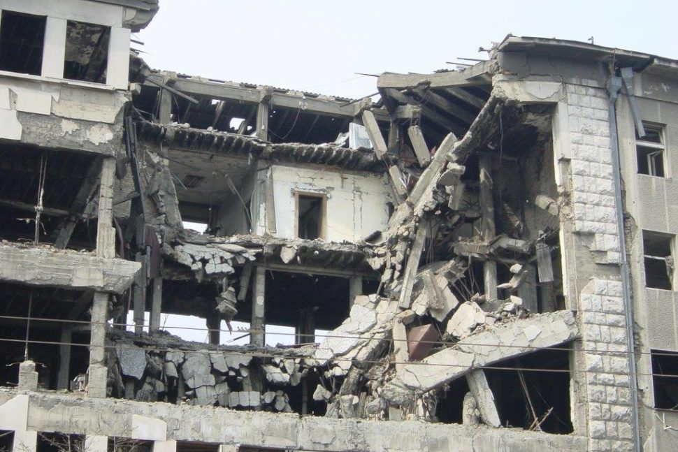 Villes en guerre
