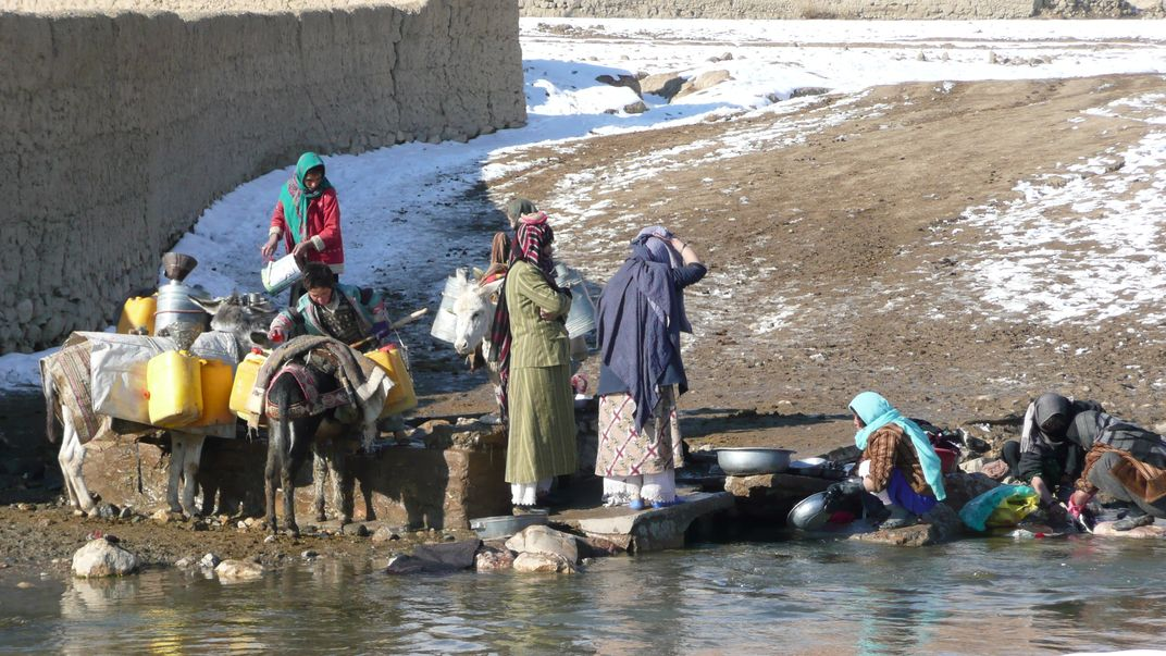 Social water management in Afghanistan