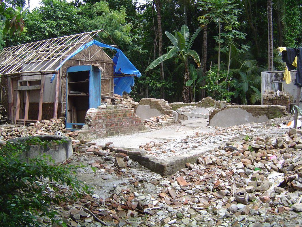 Ouvrage «Après le tsunami, reconstruire l'habitat en A[...]