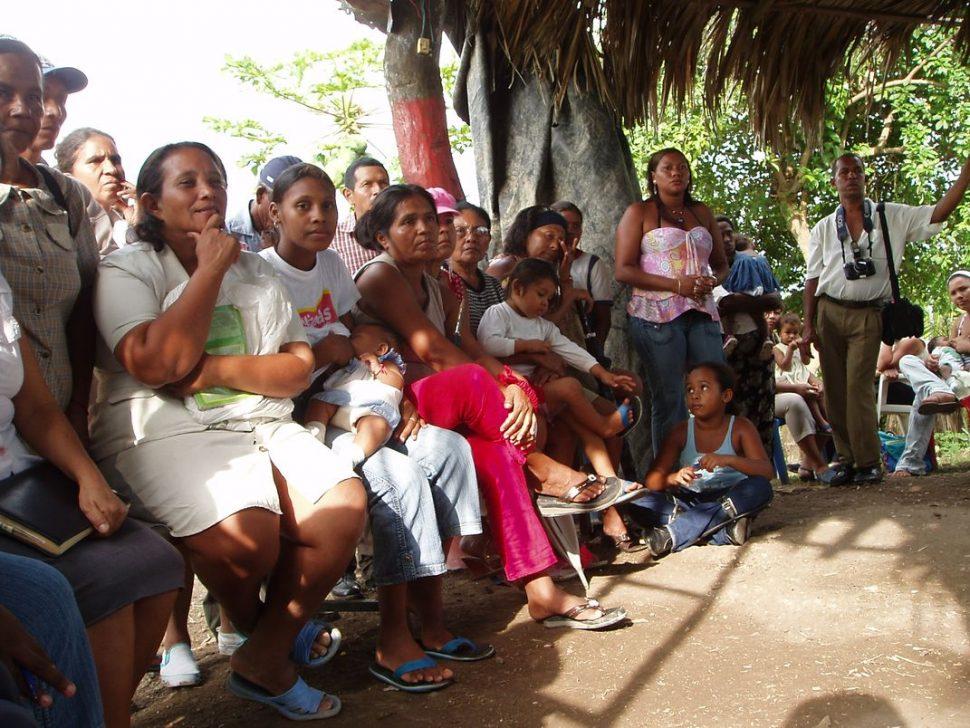 Participation Colombie