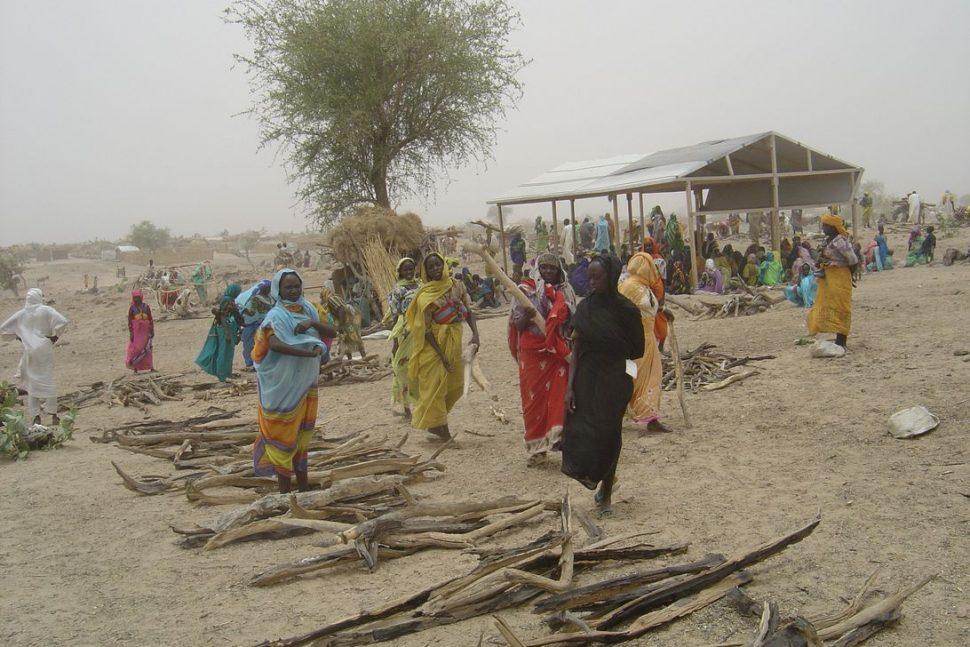 Camps Tchad