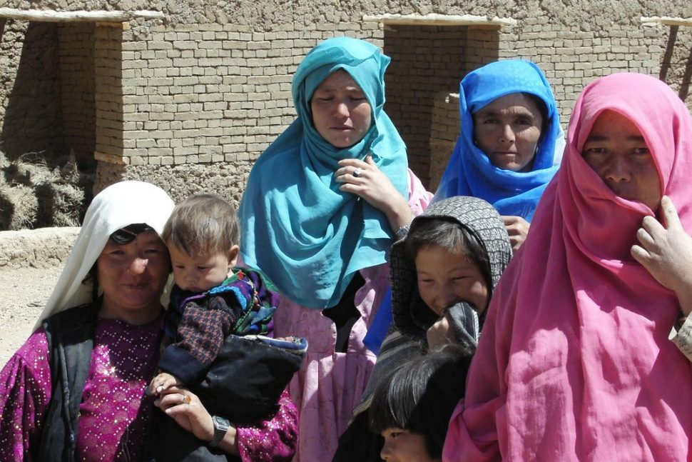 Femmes Afghanistan