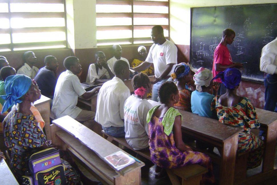 Participation Guinée