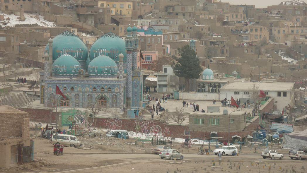 Étude urbaine de la ville de Mazar-e-Sharif en Afghanis[...]