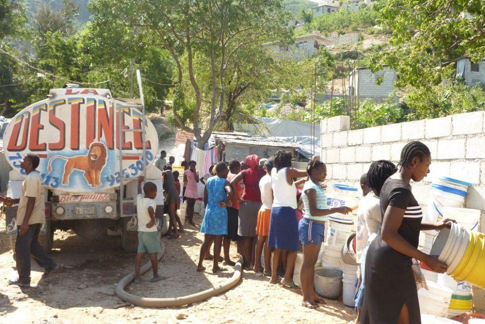 Wash Haiti