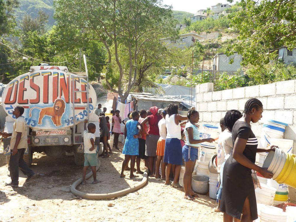 L'approvisionnement en eau potable et l'accès à l'assai[...]