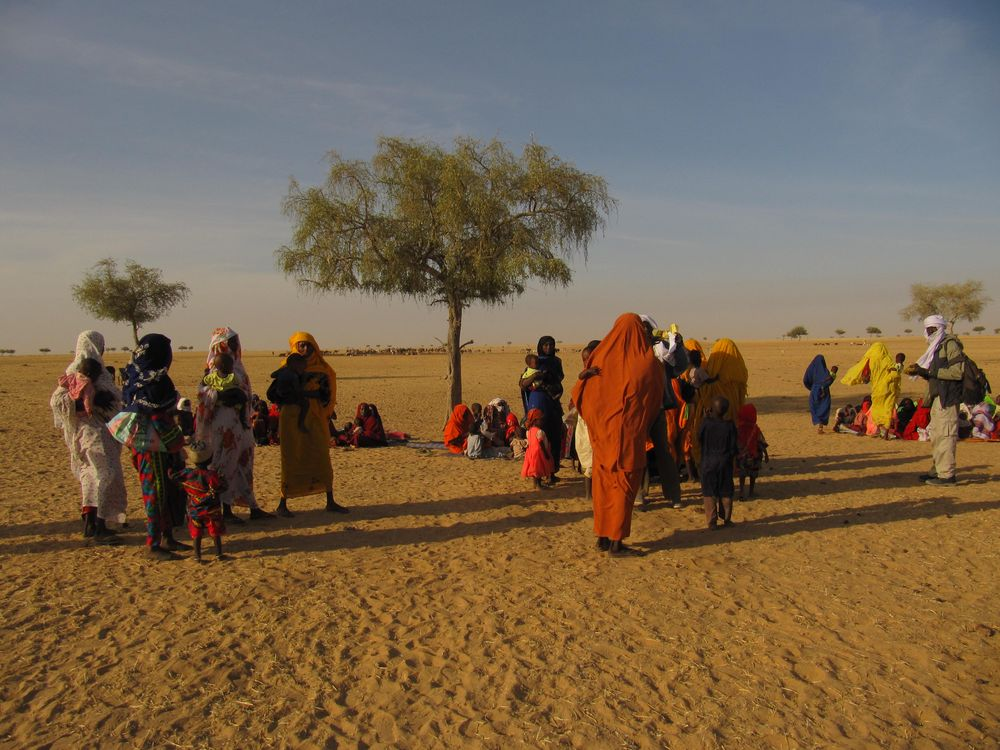 Humanitarian space in Chad