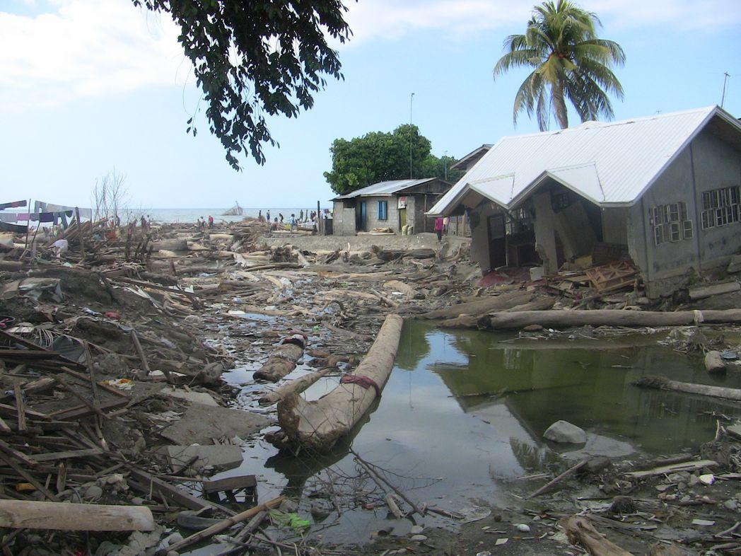 Tsunami and Haïti: good practice in non-state funding[...]