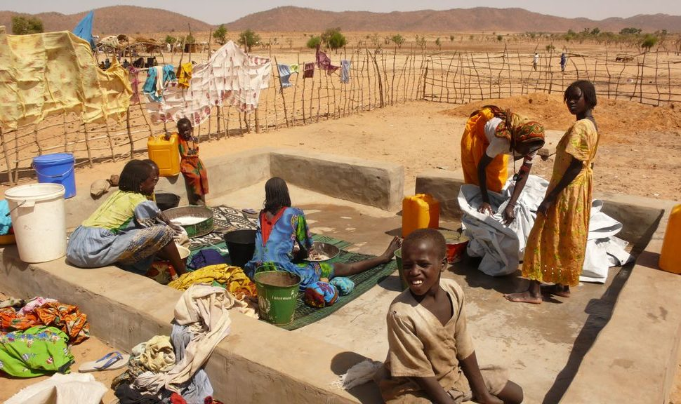 Wash Tchad