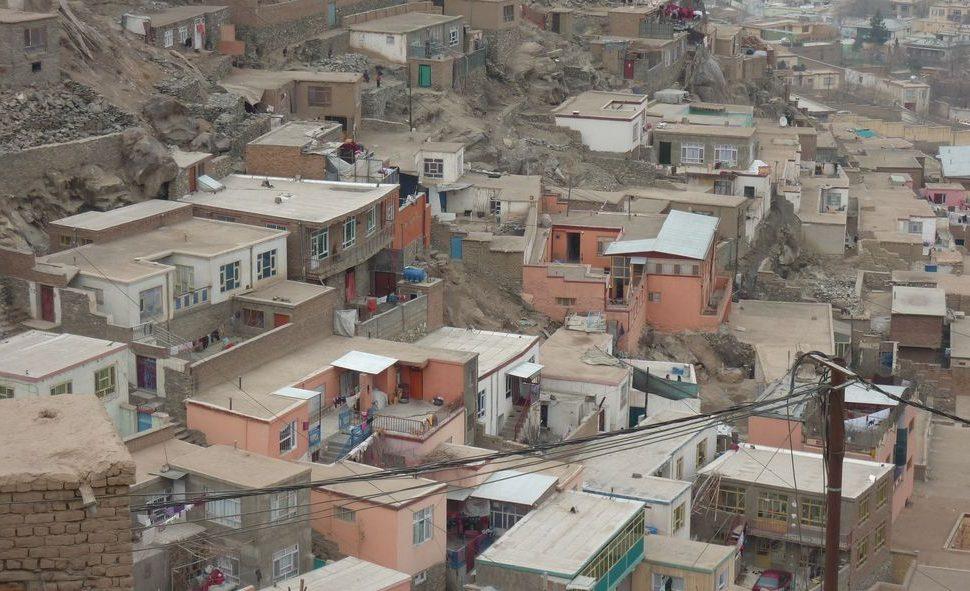 Ouvrage villes afghanes