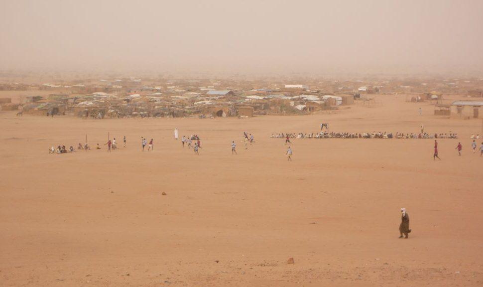 Tchad espace huma