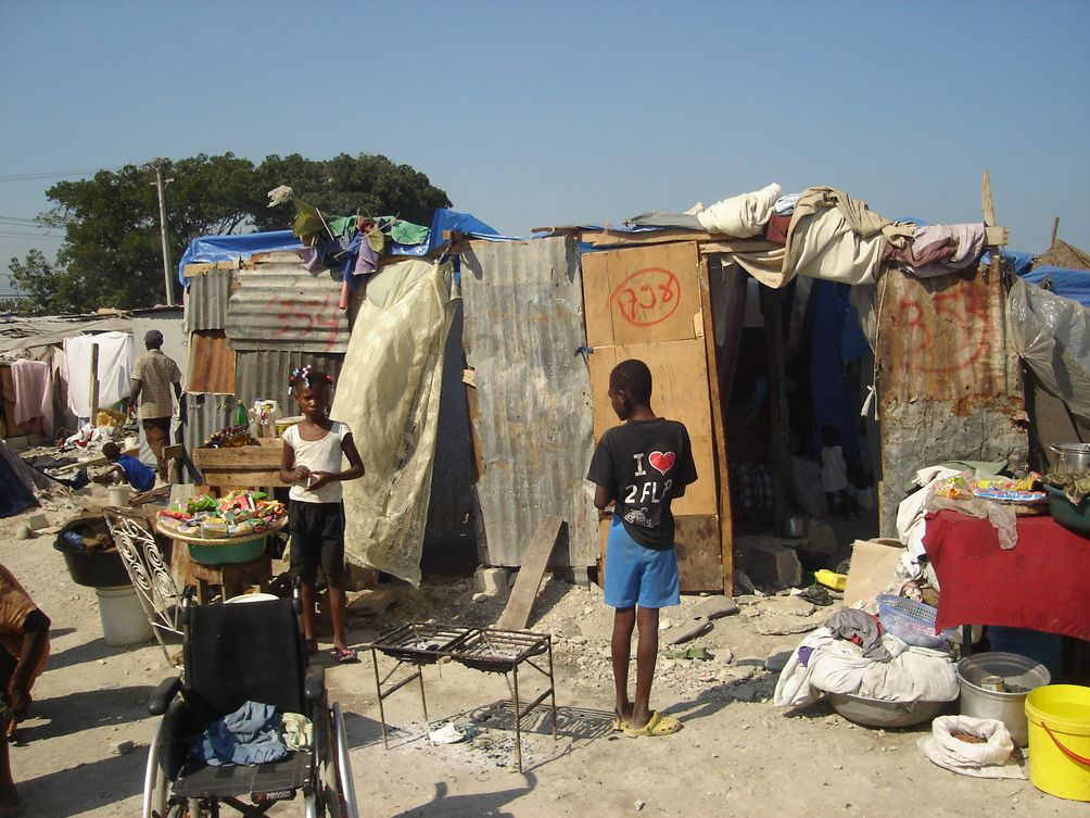 Community-based approach in urban context in Haiti