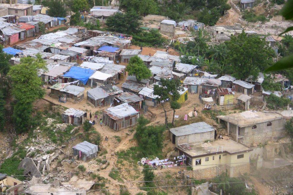 Haiti Morne