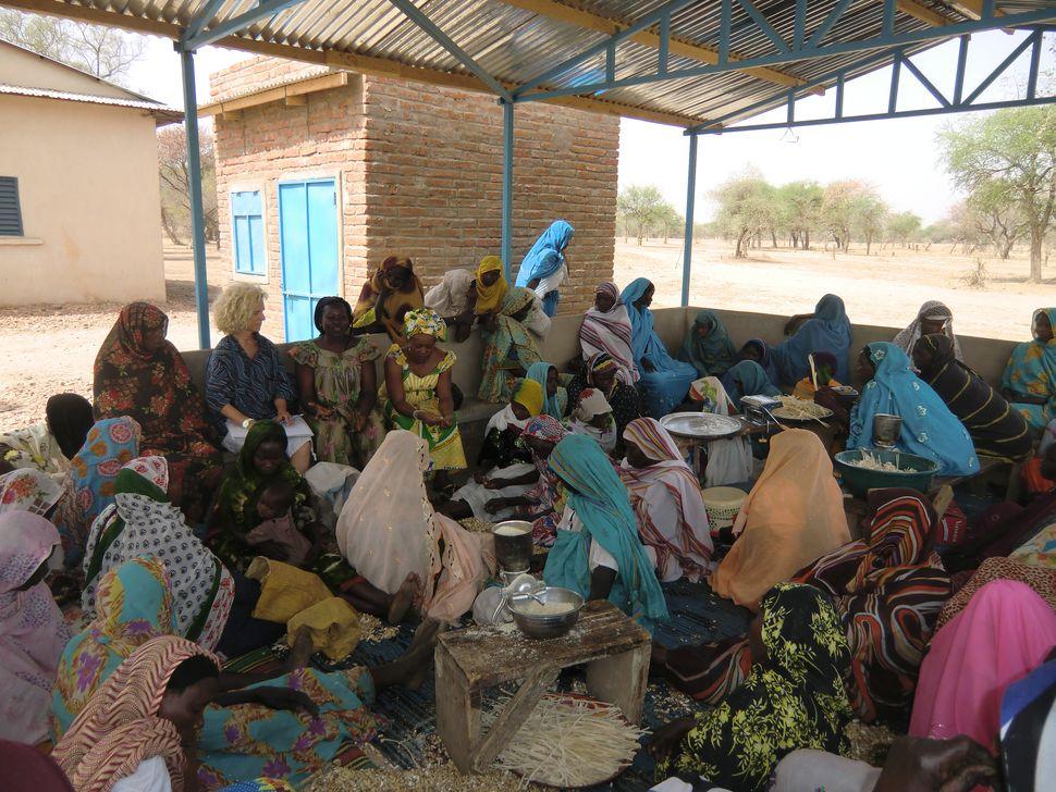 Vidéo de la conférence sur la résilience au Sahel, Daka[...]