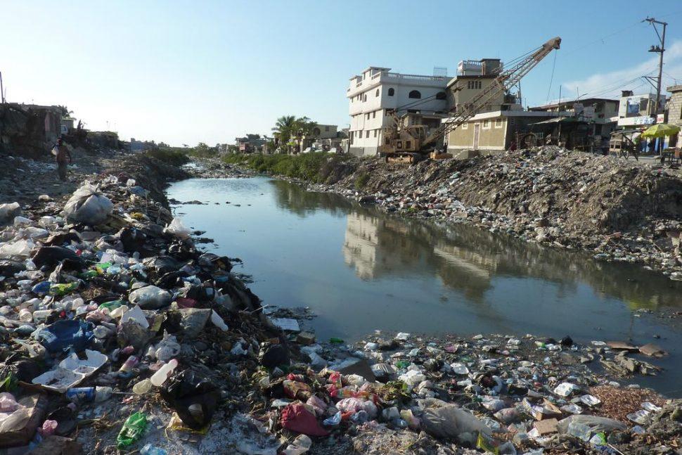 Déchets Haiti