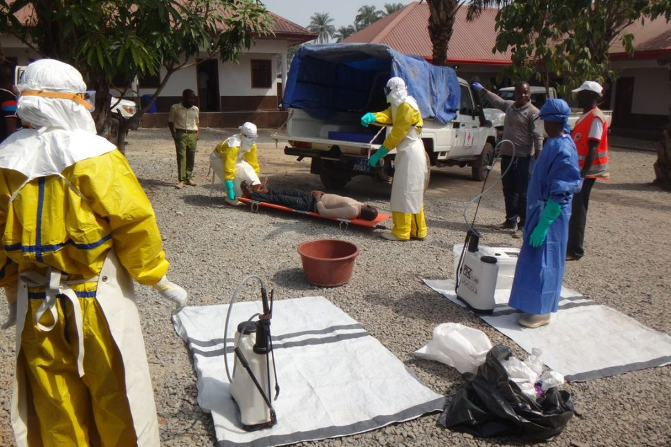 Guinée Ebola
