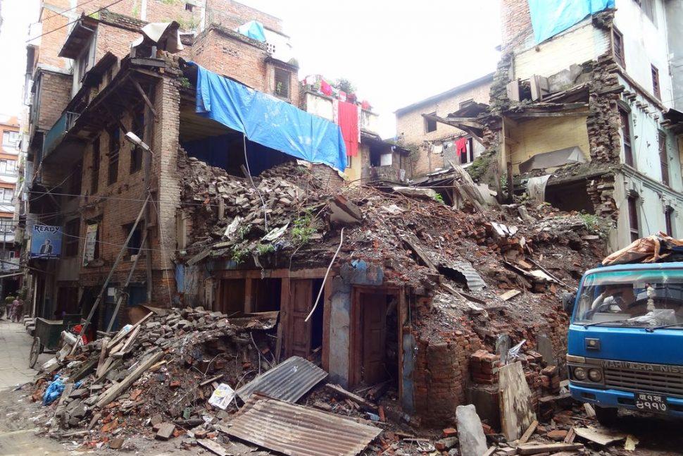 Restitution Népal