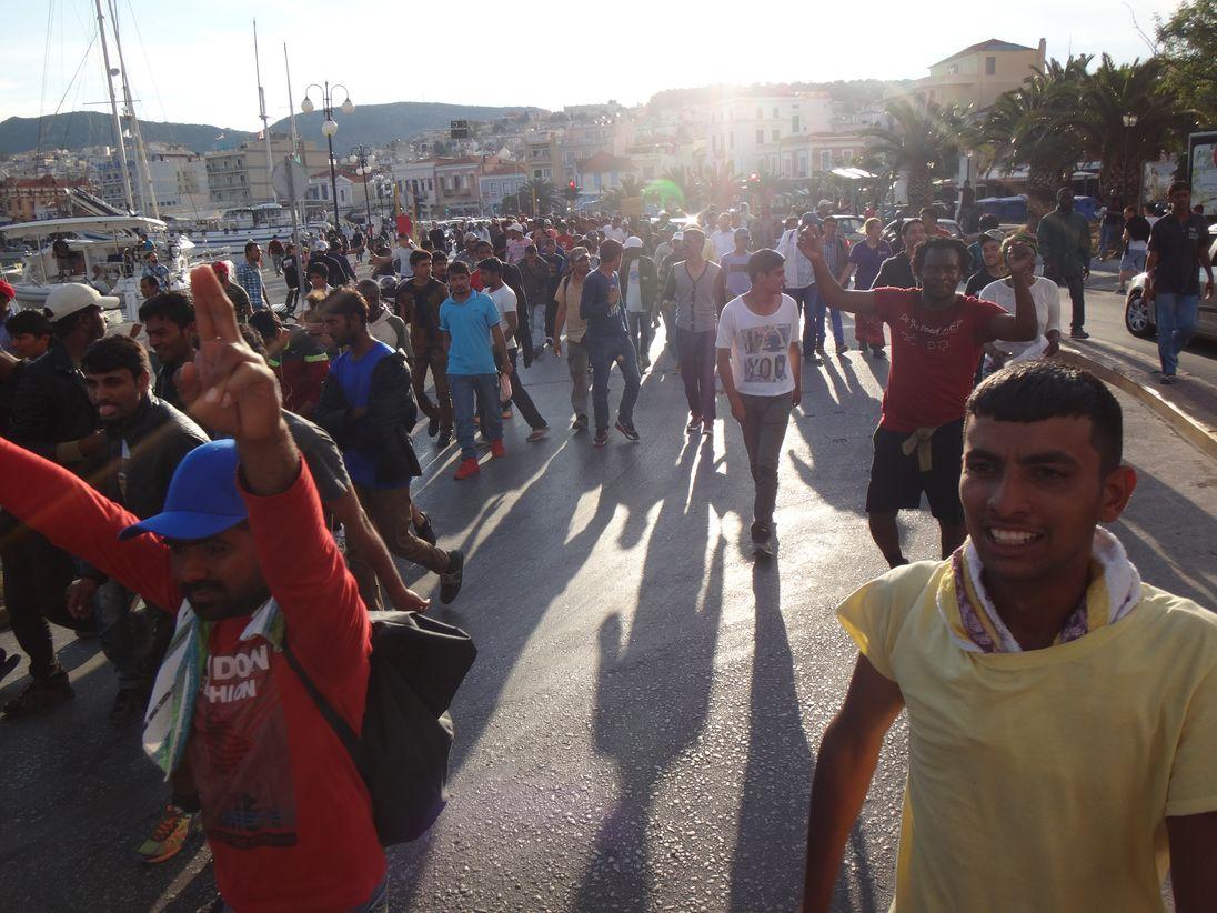 Les solidarités face aux flux migratoires : quelles mar[...]