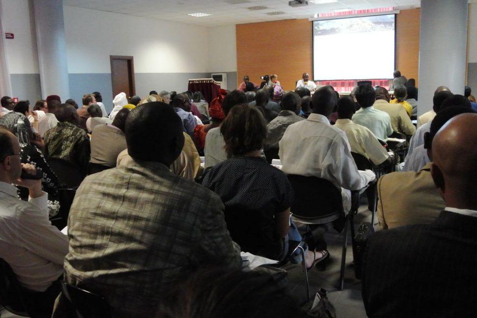 Conférence Ndjamena