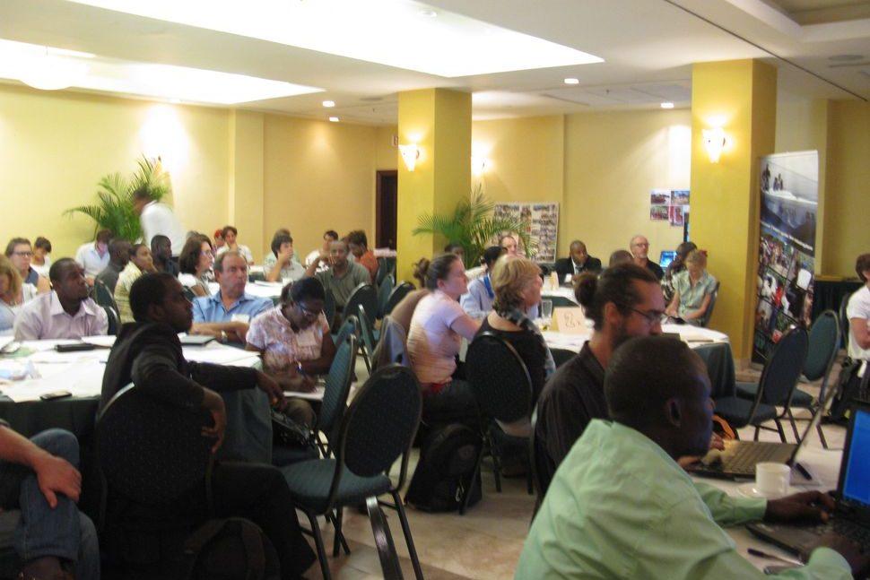 Conférence Haiti
