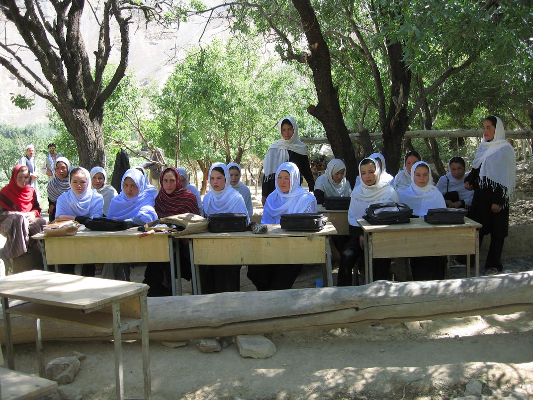 "Evaluation of the WFP's ""Oil-For-Girls-Education"" progr[...]"