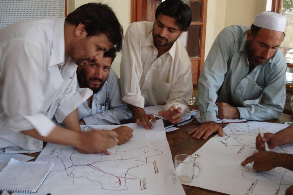 Equipe Madera Afgha