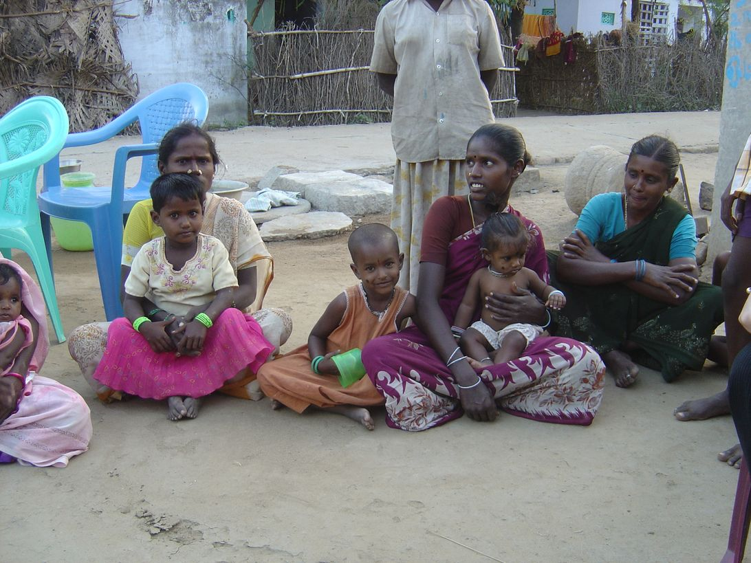 Évaluation du Collectif Asie Enfants Isolés post-tsunam[...]