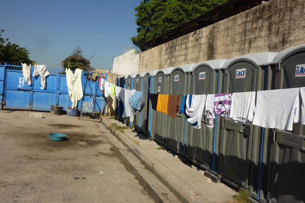 ACF Wash Haïti