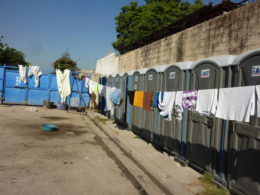 Evaluation of the post-earthquake WASH response in Haït[...]