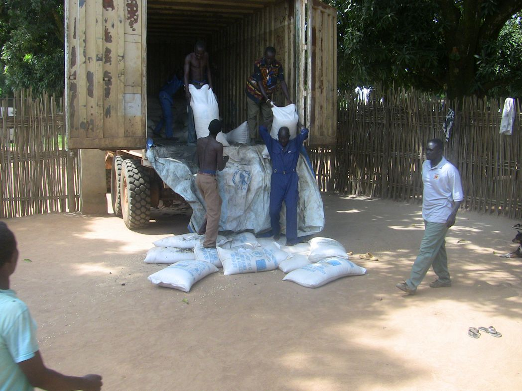 Evaluation of French food aid in Southern Sudan