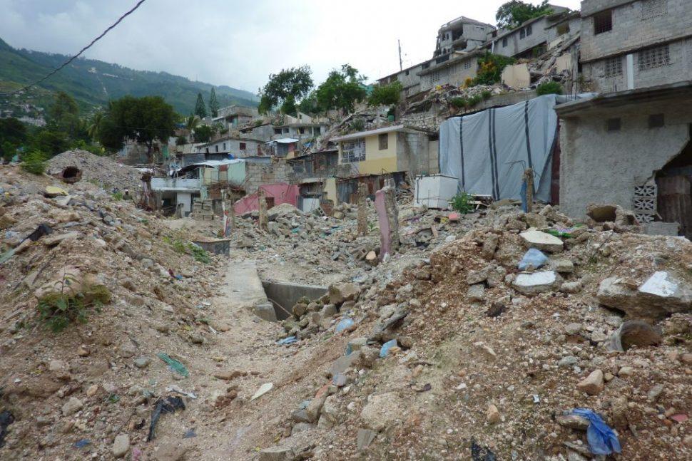 FNUAP Haïti
