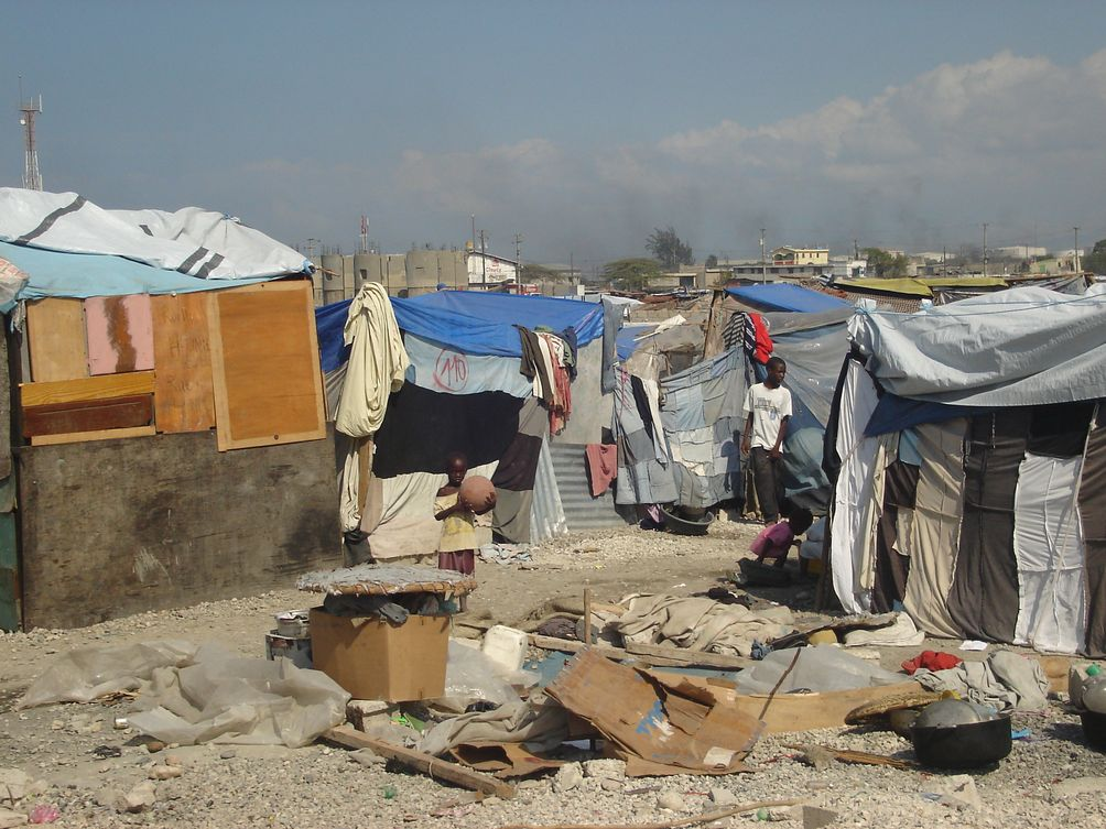 Real-time evaluation in Haiti,  one month after the ear[...]