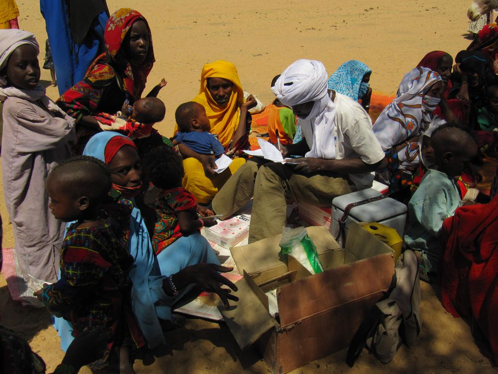 Post Distribution Monitoring for WFP in Chad