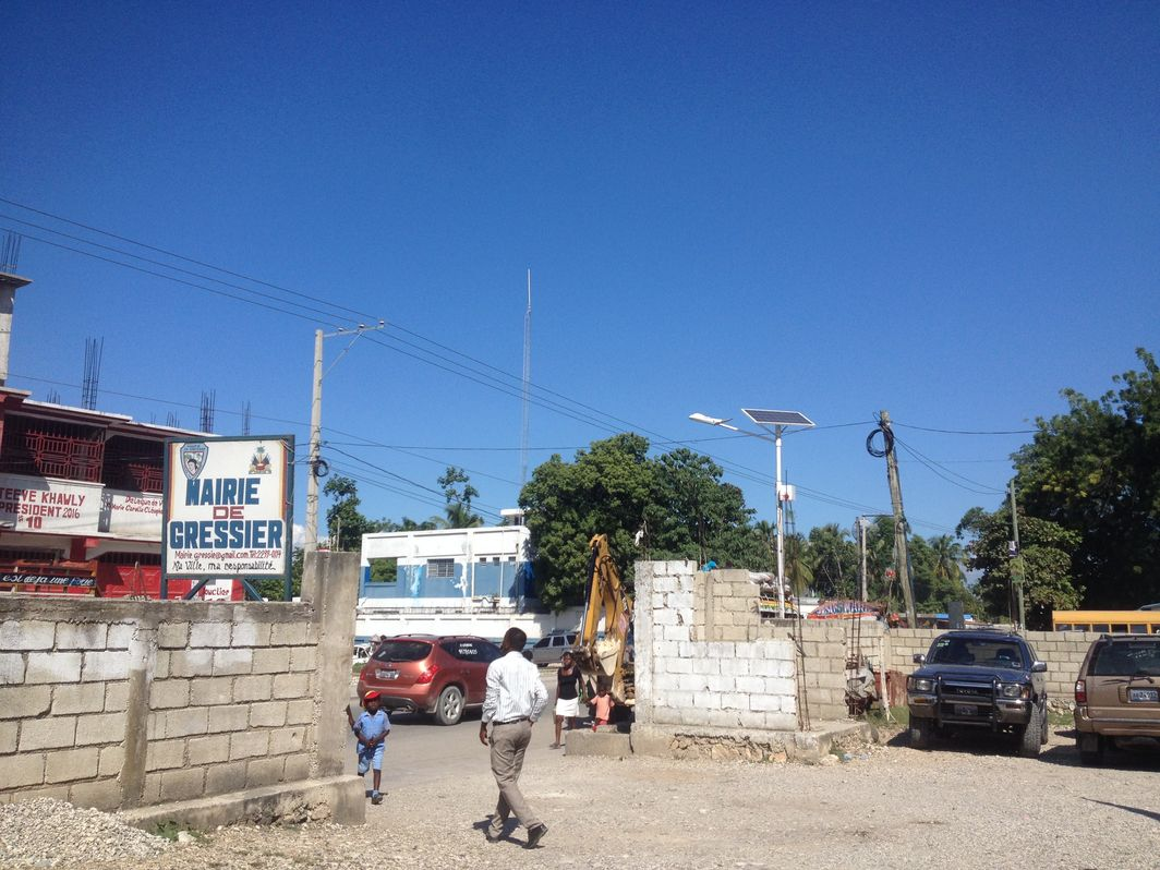 Evaluation of the LPV2 project (ESF) in Haiti
