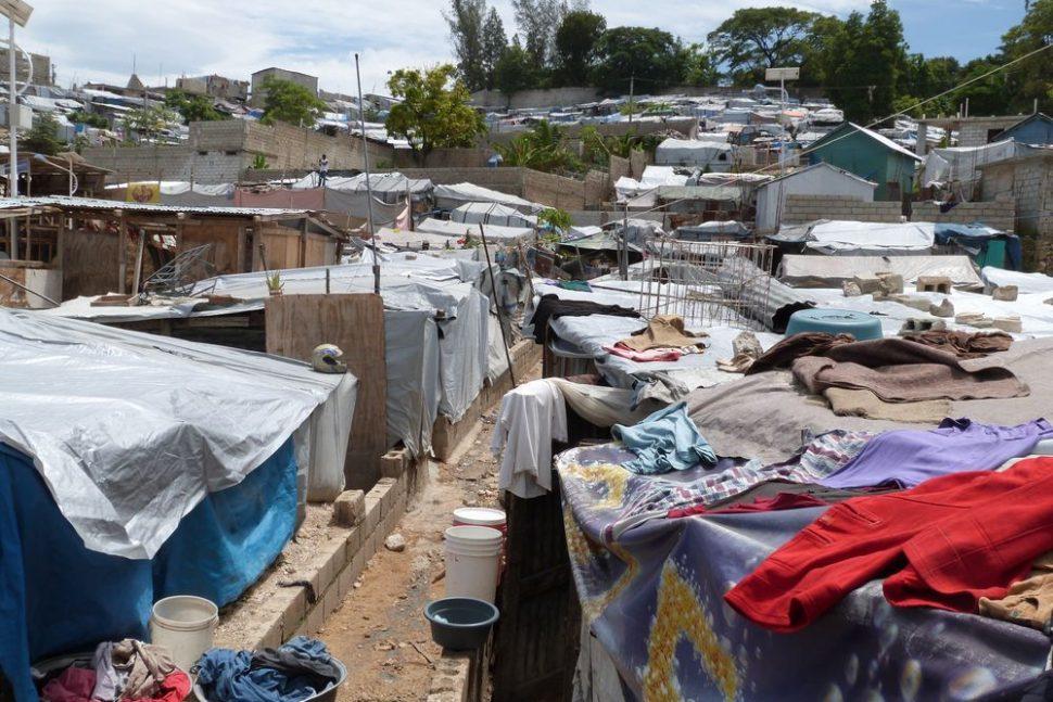 Vidéo urba Haiti