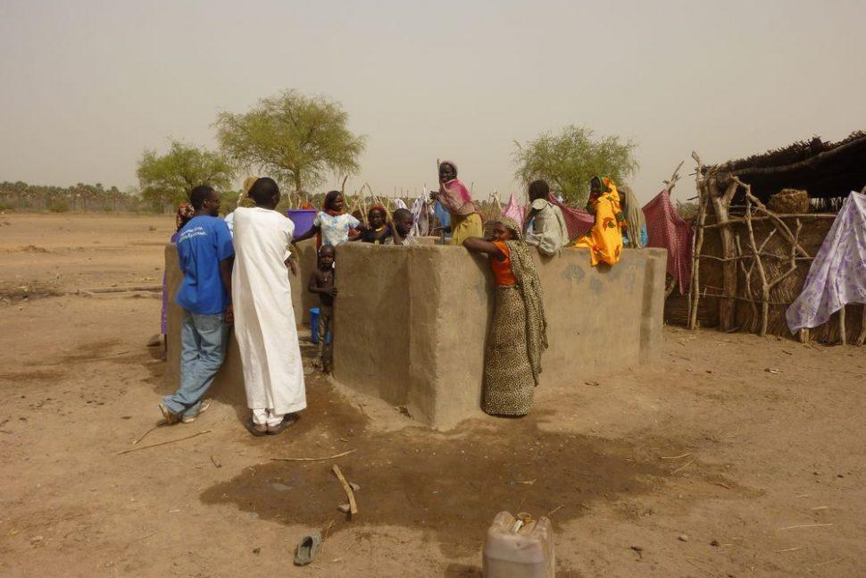 Plus d'eau pour le Sahel