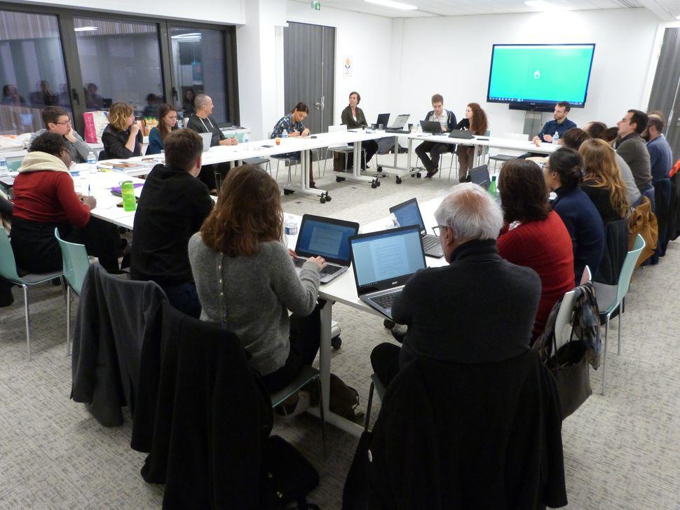 Réseau «Training Providers Forum»