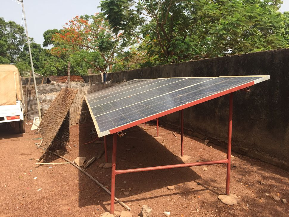 Study on the long-term sustainability of the solar inst[...]