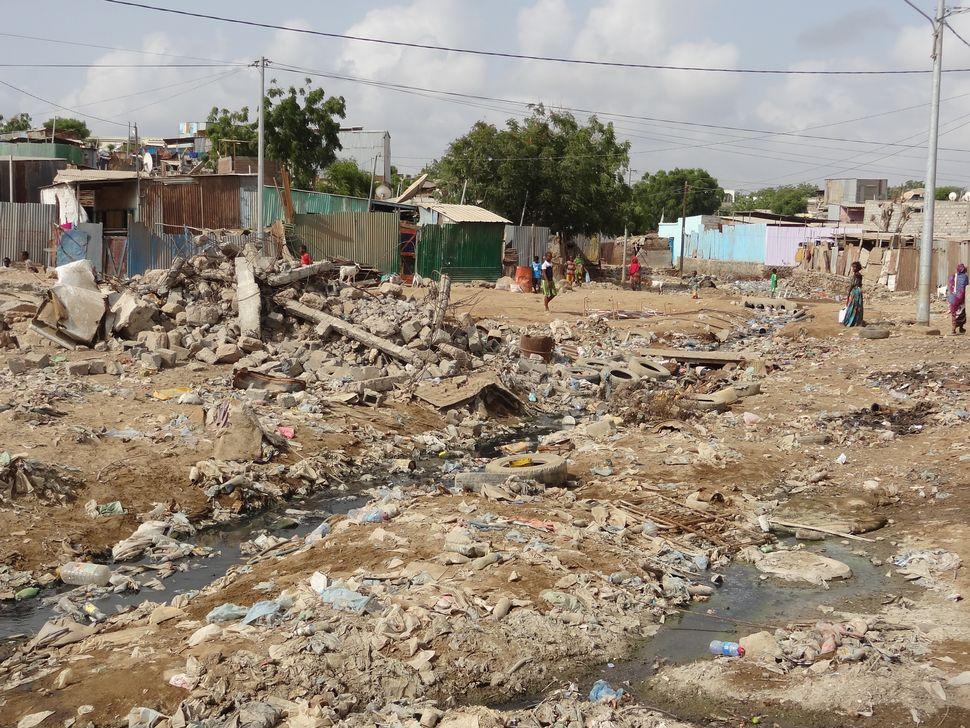 Étude de l'empreinte environnementale de l'aide humanit[...]