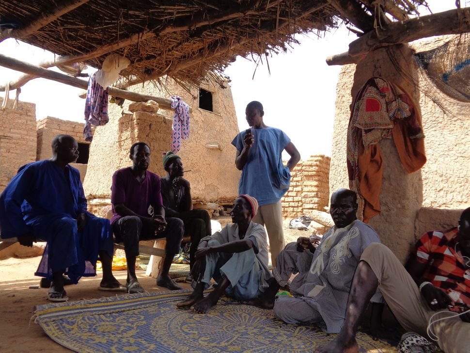 Study on the different cash transfer methods in Mali